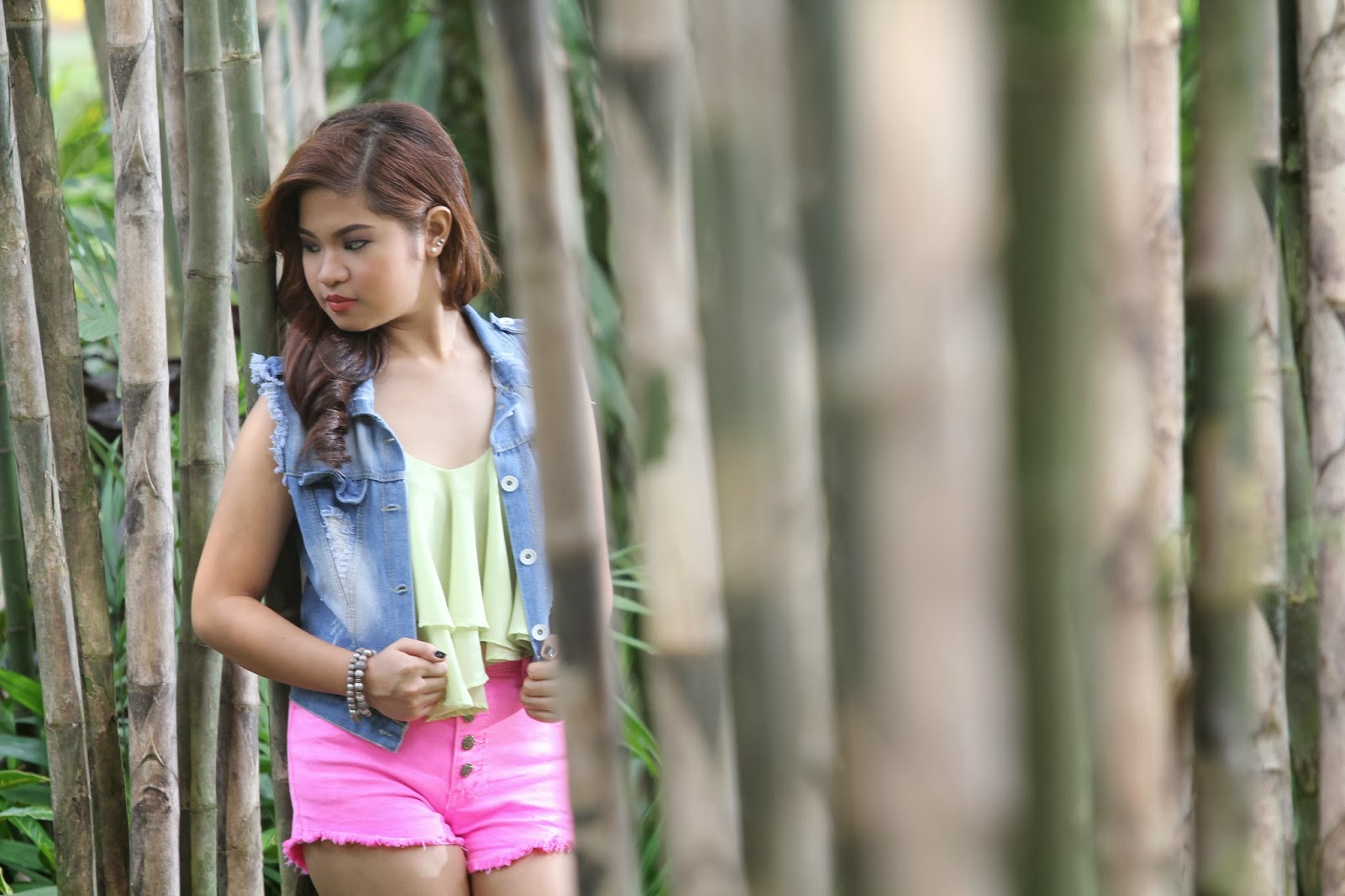 Lizette's Pre Debut Pictorial - pic9