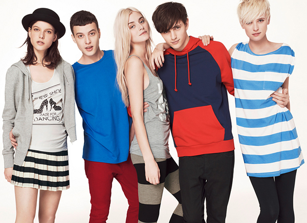 catálogo otoño 2011 H&M
