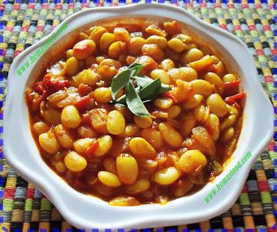 Hyacinth Bean Curry