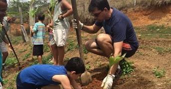 """Você conhece o """"Plantaço Carabuçu""""? Iniciativa ambiental que transforma o futuro"""