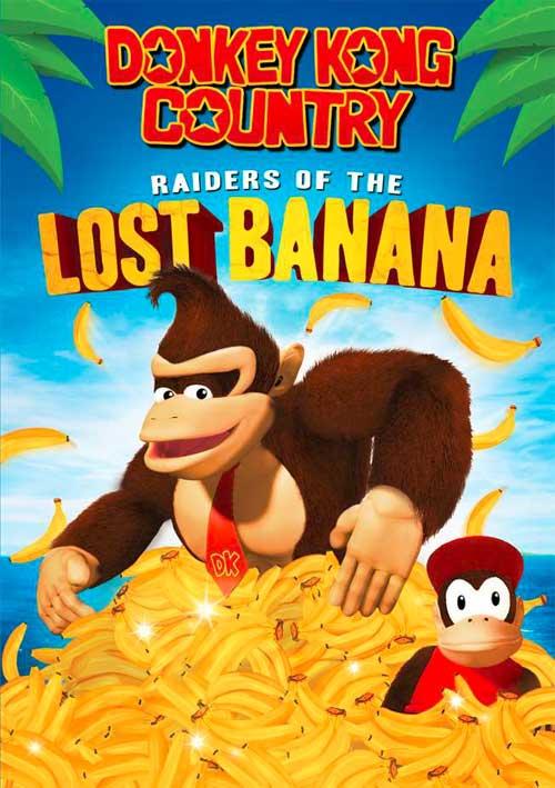 Donkey Kong Country Raiders of the Lost Banana (2013)