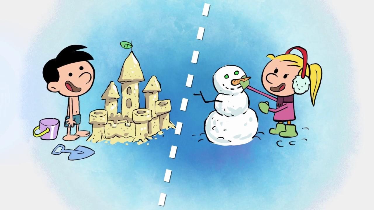 22 de dezembro: Brasil (Início do Verão)/Portugal (Início do Inverno)