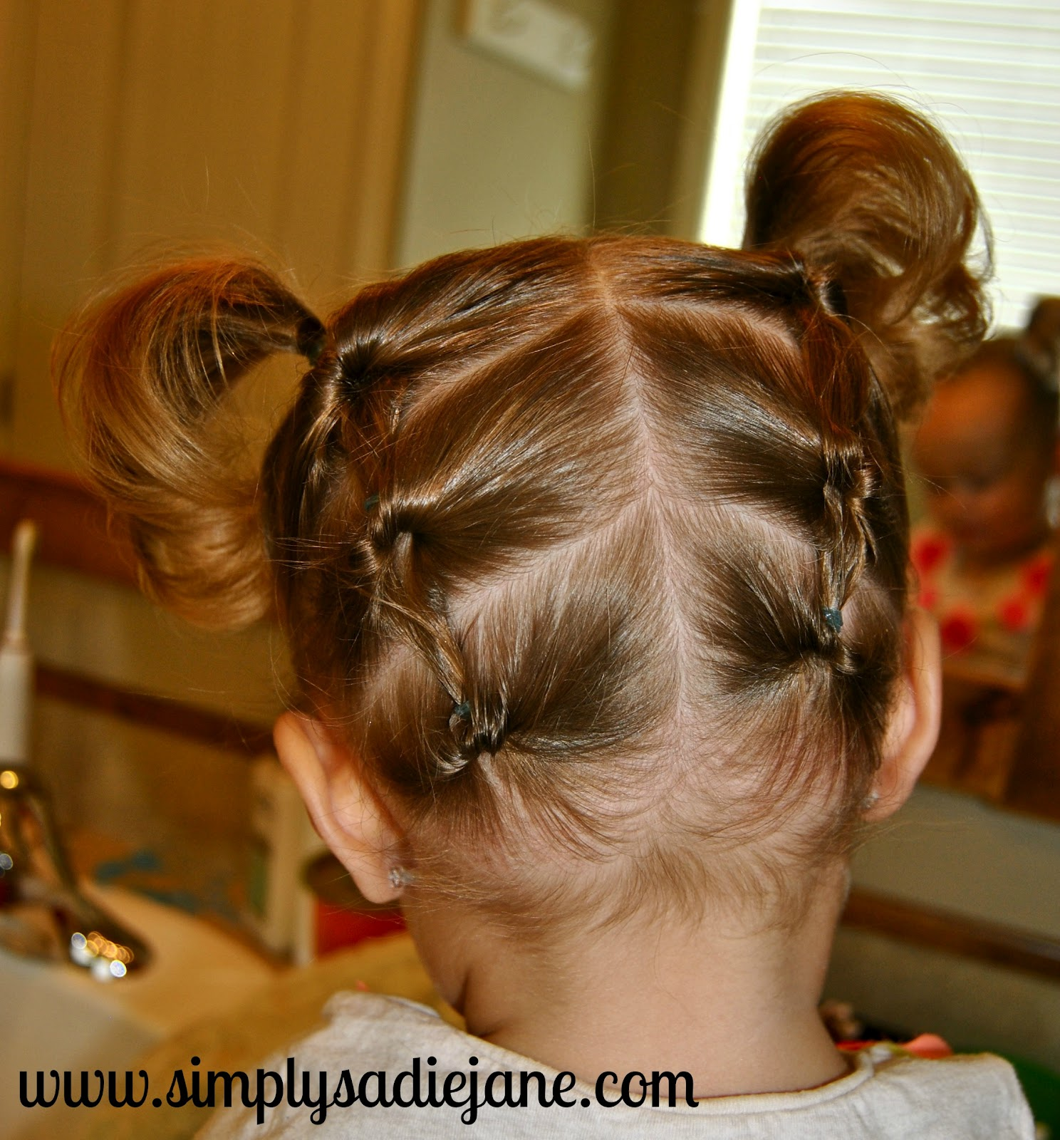 3 Year Old Girl Hairstyles for Toddlers