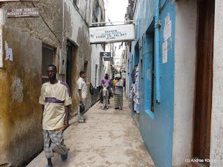 Reisen Afrika Kenia Lamu