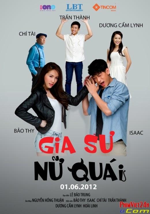 xem phim Gia Sư Nữ Quái 2012 full hd vietsub online poster