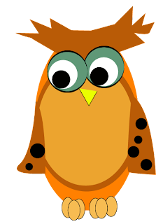 owl that can be used for graduation card free download