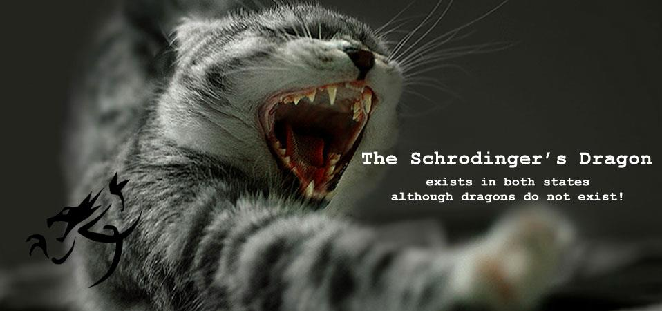 The Schrodinger's Dragon