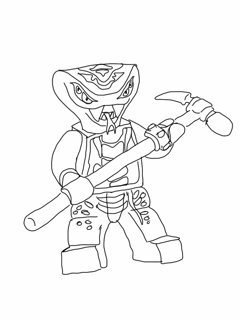 lego ninjago house coloring pages - photo#21