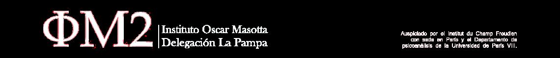 IOM2 La Pampa - Investigación y Docencia del Psicoanálisis