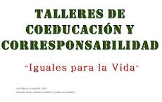 Talleres de Coeducación y Corresponsabiliad.