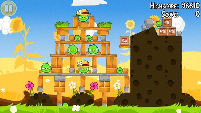 Angry Birds Seasons Para Pc Full Espanol