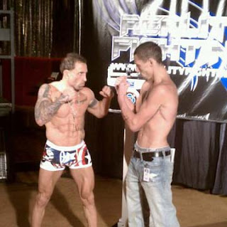 Rob Cipriano vs. Ryan Castillo