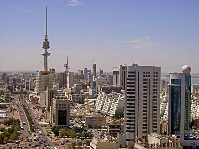 Kuwait ranked 7th