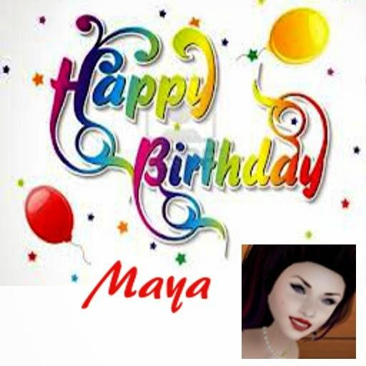 Maya rez day party
