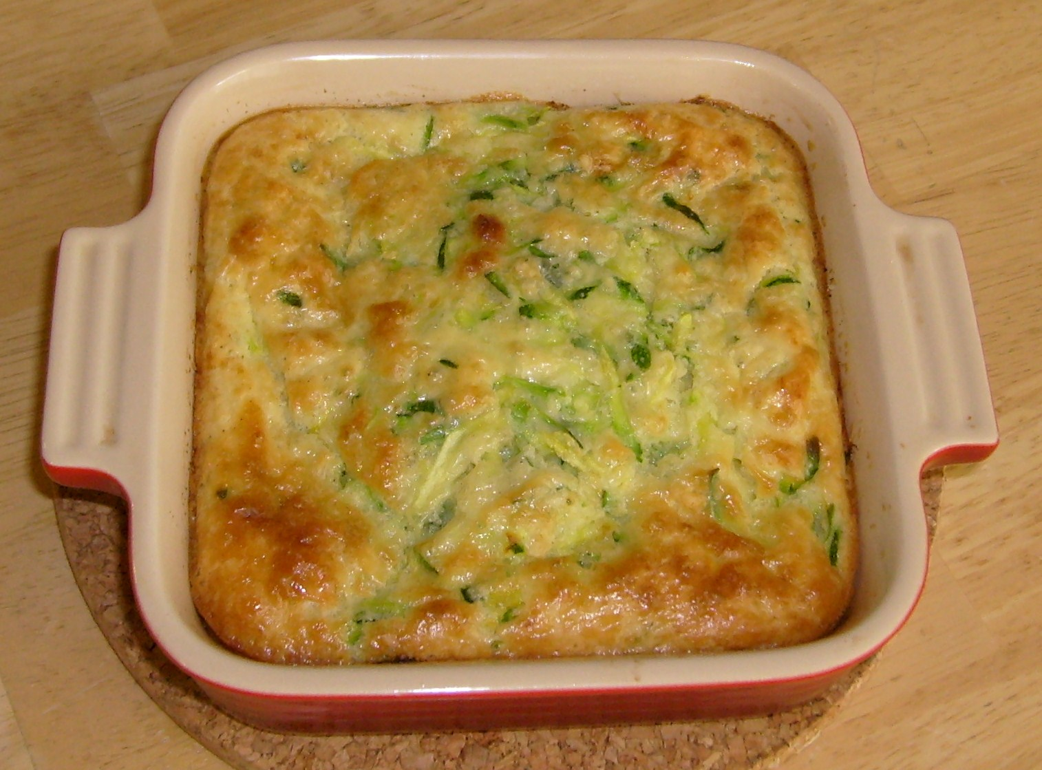 Zucchini Biscuit Pie Recipes — Dishmaps