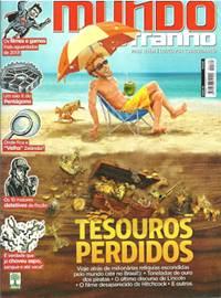 Revista Mundo Estranho Janeiro 2013 Edição 134