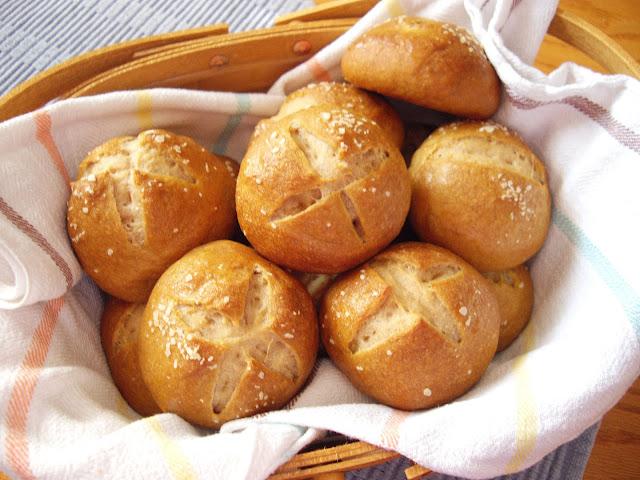 break from quinoa bars pretzel rolls yeasty delicious pretzel rolls