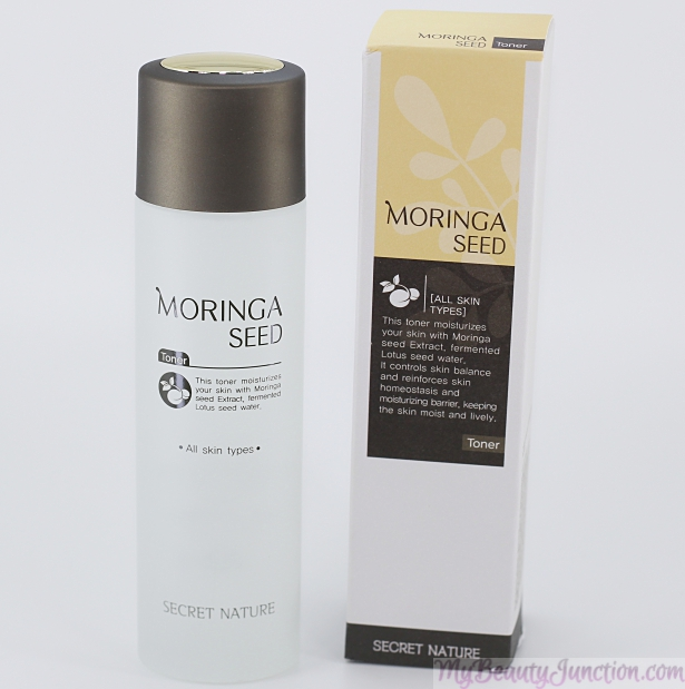 Secret Nature Moringa Seed Toner 130ml