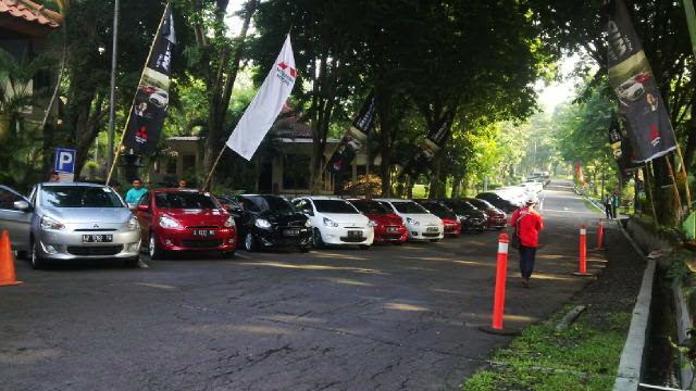 Mirage Eco Fun Drive Surabaya 2015