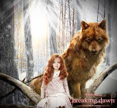Renesmee e Jacob