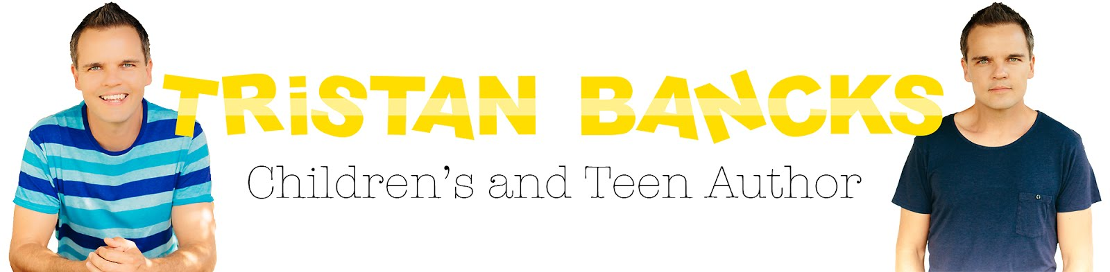 Tristan Bancks | Australian Children's & Teen Author | Kids' & YA Books