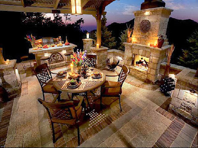 TUSCAN STYLE PATIO