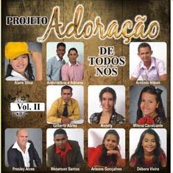 Projeto Adoração de Todos Nós Vol. II 2011