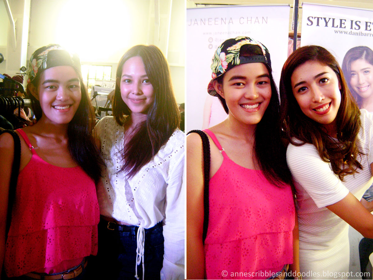 Bloggers United: Patricia Prieto and Dani Barretto
