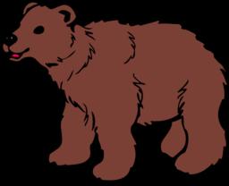 image: brown bear