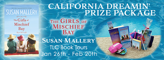 California Dreamin' Prize Giveaway