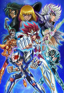 Download Saint Seiya Omega Episódio 91 SD Legendado Baixar Anime 2014