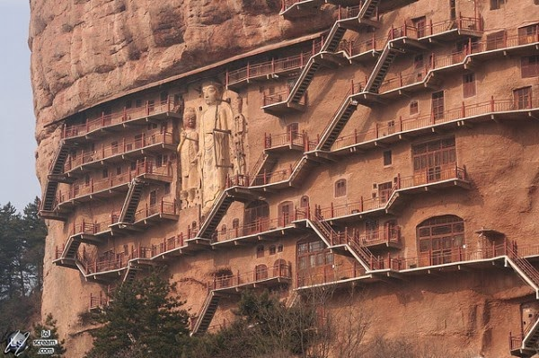 Maytszishan Caves 4