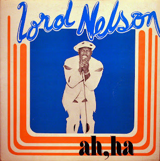 Lord Nelson - Ah, ha,Richie's Music Production 1977