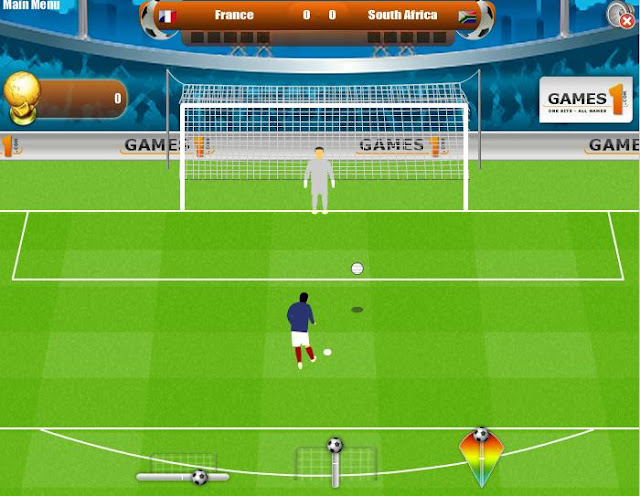 Penaltı atma oyunu oyna en iyi penaltı oyunu