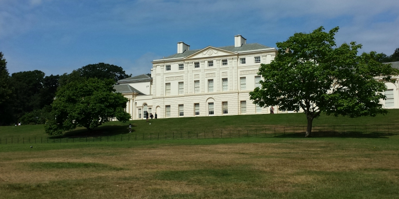 Kenwood House with Kids
