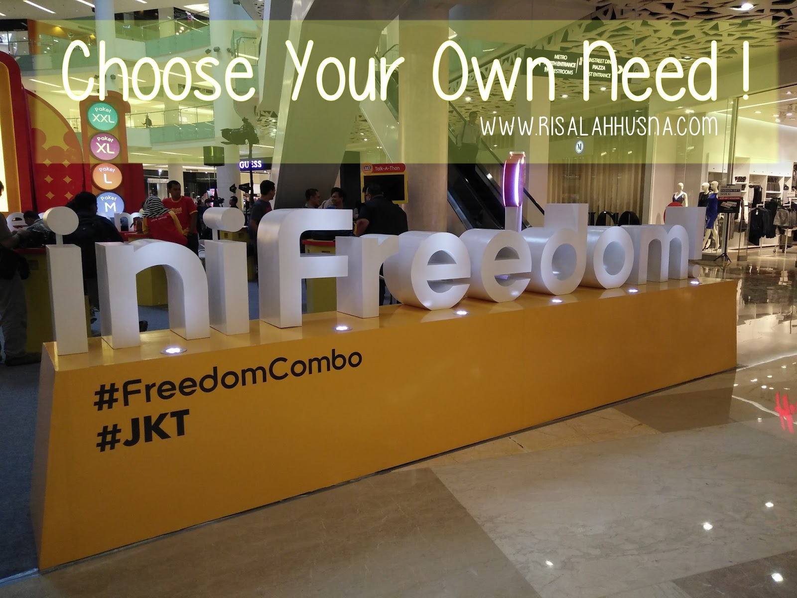Risalah Husna Freedom Combo Pilih Yang Sesuai Kebutuhan Saja Paket M Bagi Blogger Jaringan Internet Itu Bisa Diibaratkan Pokok Bagaimana Mau Bekerja Jika Alat Perang Untuk Menulis Tidak Tersedia