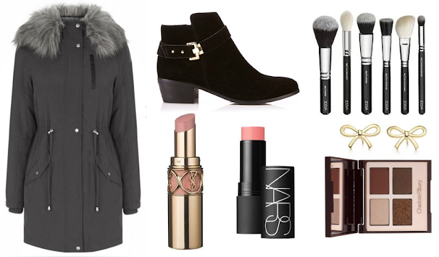 Christmas Beauty Lifestyle Fashion Wishlist