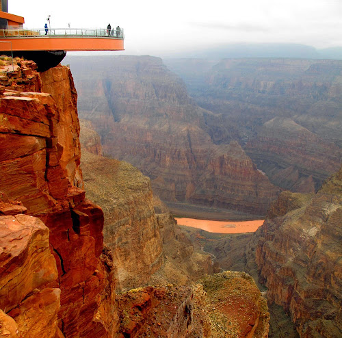 Mirante Skywalk - Grand Canyon