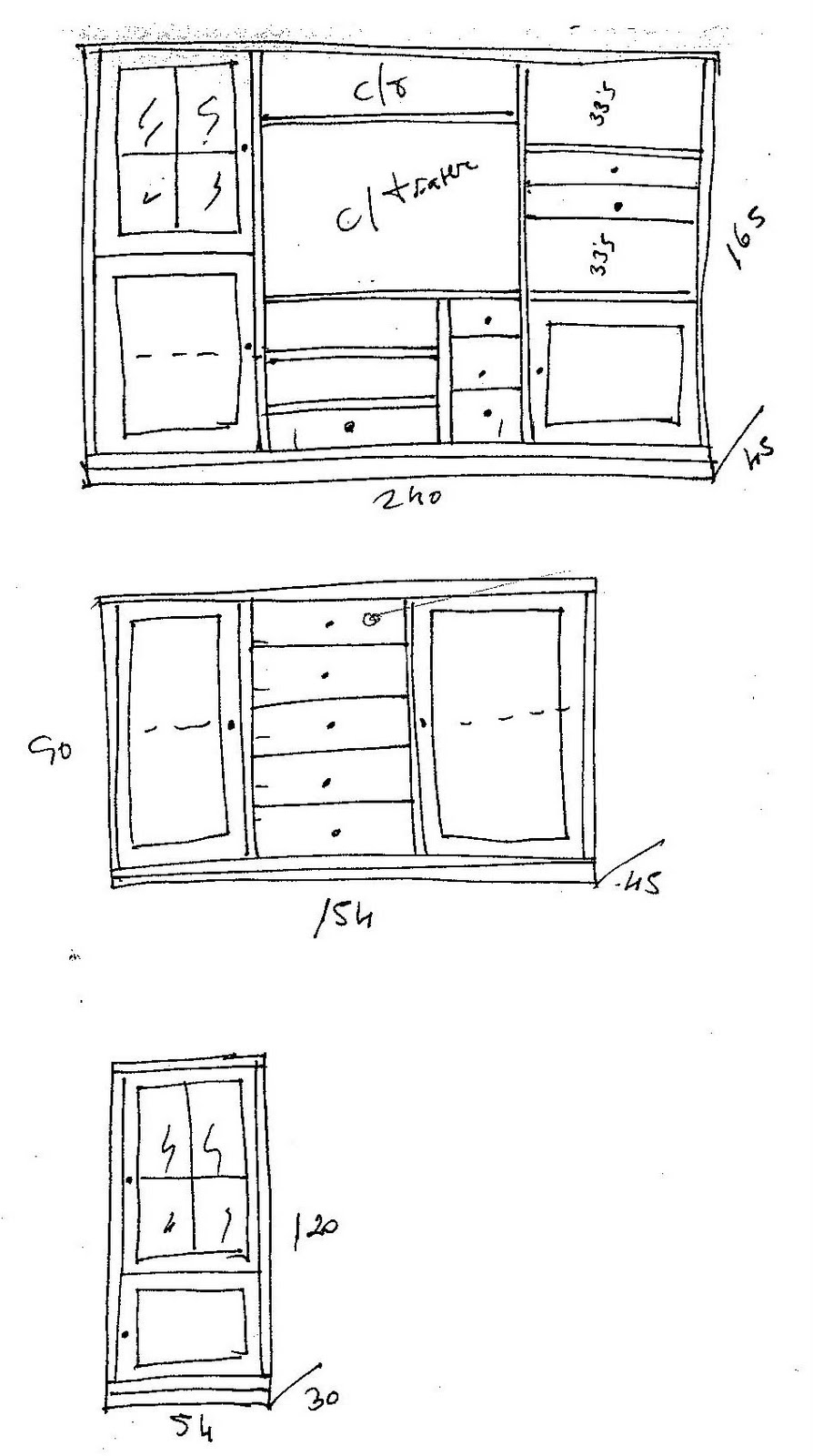 Muebles De Sal N En Venta 1er Bloque Mueble Principal
