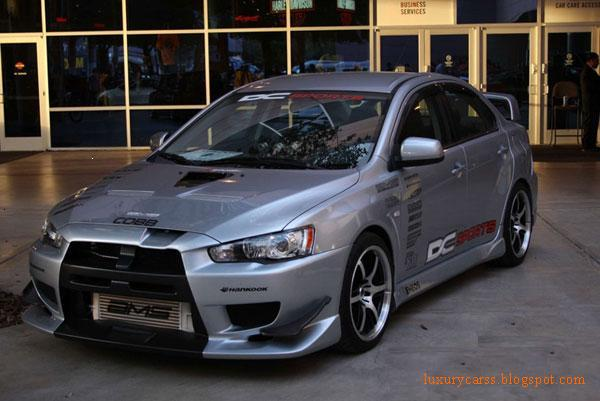 Luxury Cars And Cool In The World Modified Mitsubishi Lancer Evolution X