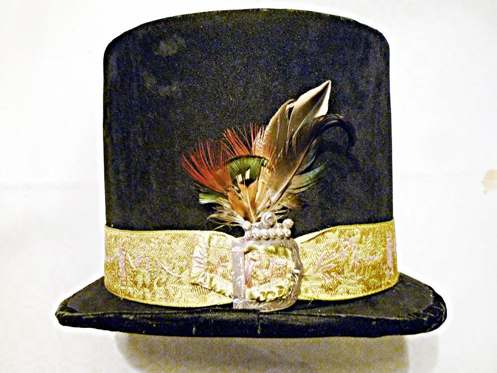 fjäder i hatten betydelse