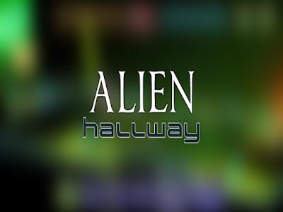 Game Alien Hallway - Pertarungan Dengan Alien Hijau