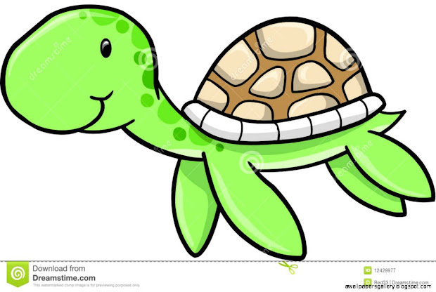 cute sea turtle clipart wallpapers