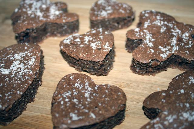 Gâteaux moelleux vegan, chocolat et noix de coco G2