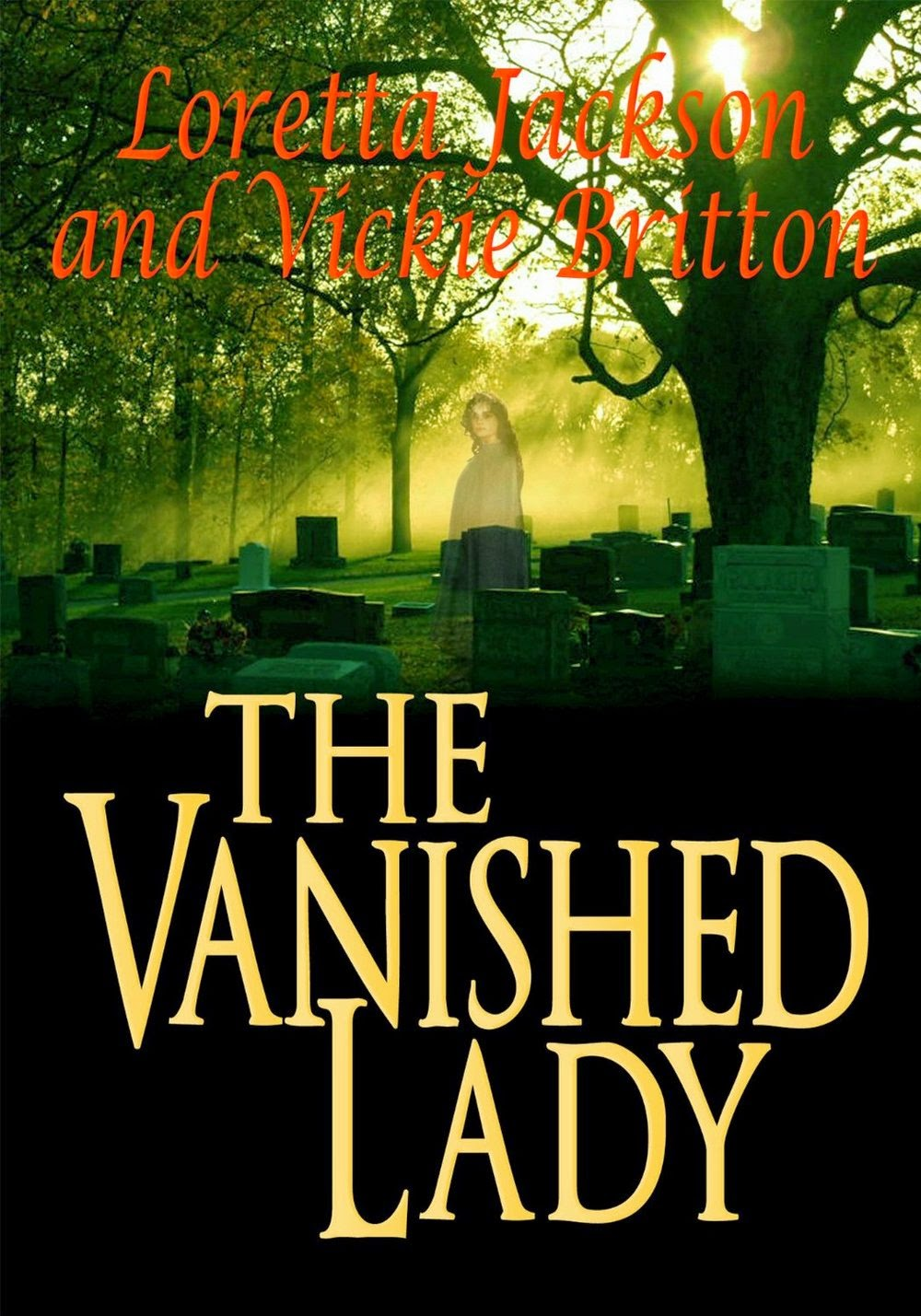 THE VANISHED LADY--OUR BESTSELLING MYSTERY/SUSPENSE