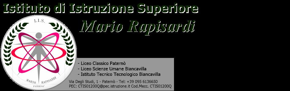Istituto di Istruzione Superiore Mario Rapisardi