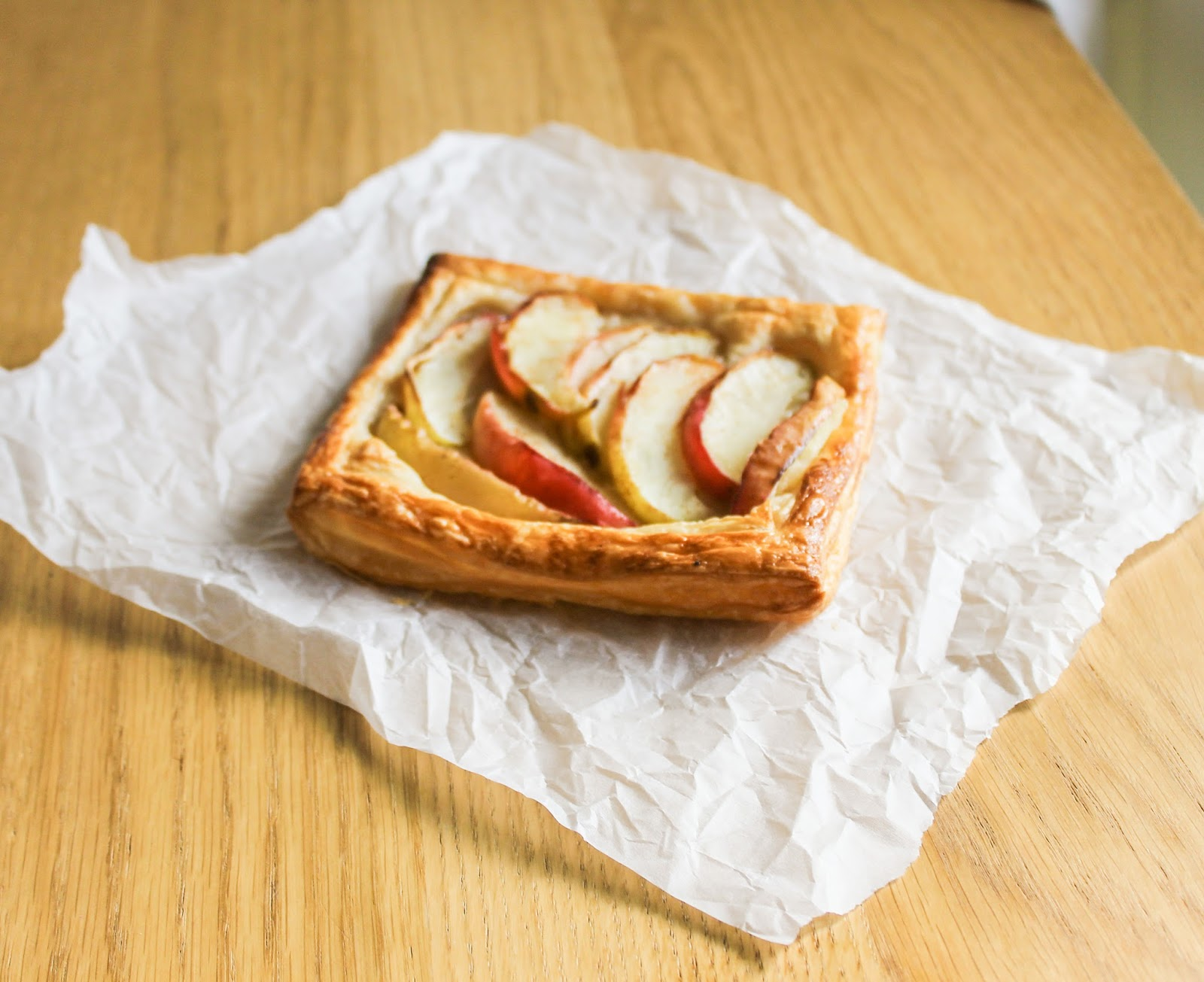 eat like you love yourself: Simple Apple Tart