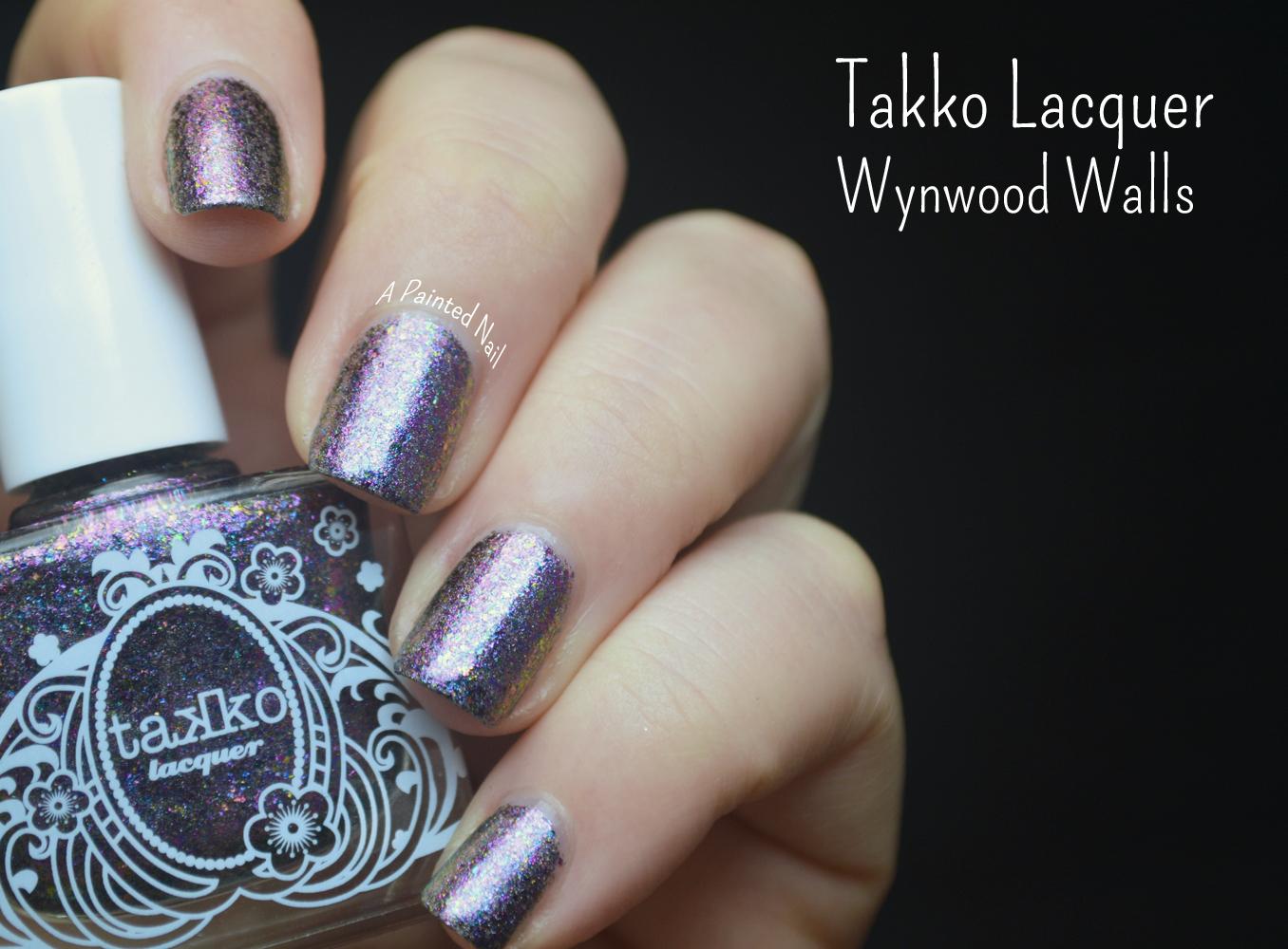 Takko Lacquer Wynwood Walls