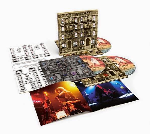 Led-Zeppelin-presenta-Physical-Graffiti-Edición-Lujo-disco-estudio-banda