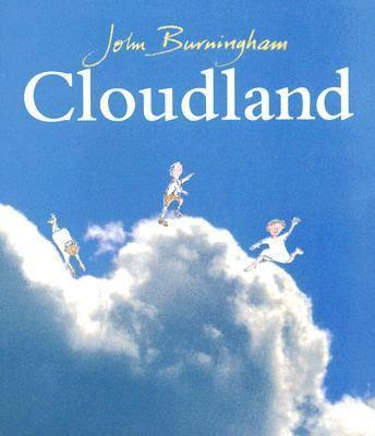 Image of the book Cloudland by John Burningham